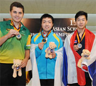 Boy's Masters Medalists