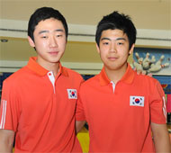 Boy's Doubles Squad A Leader