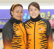 Women's Doubles Squad A Leader