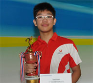 Youth Under-15 Champion