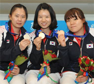 Women's Master Medalists