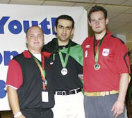 Men's Singles Winners