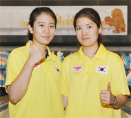 Girl's Doubles Squad A Leader